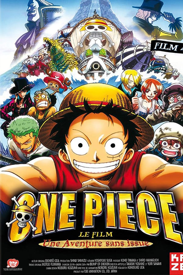 One Piece: Dead End (2003)