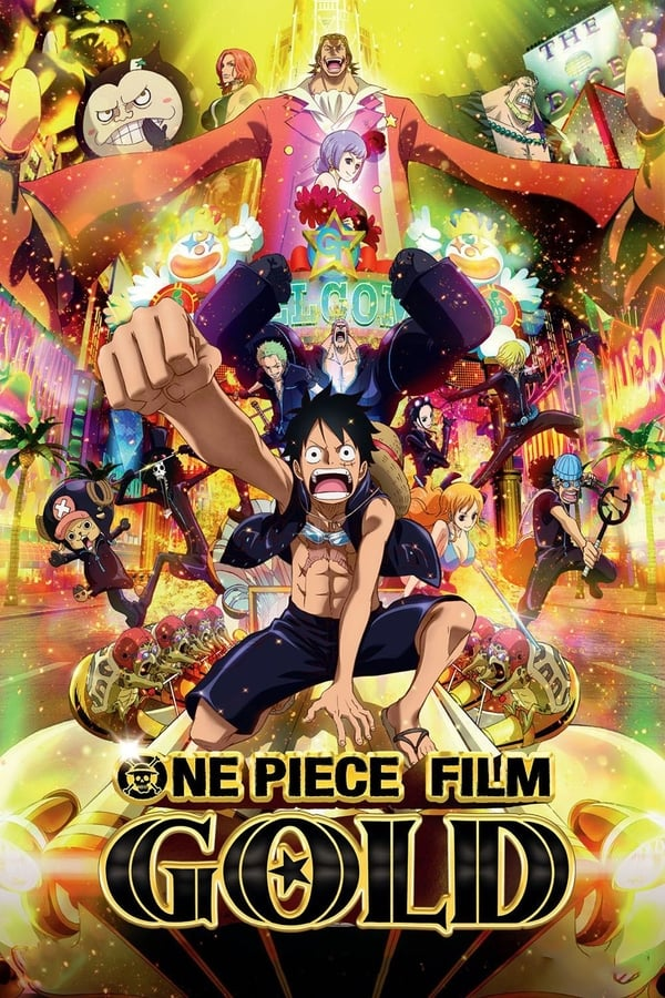 One Piece Gold (2016)