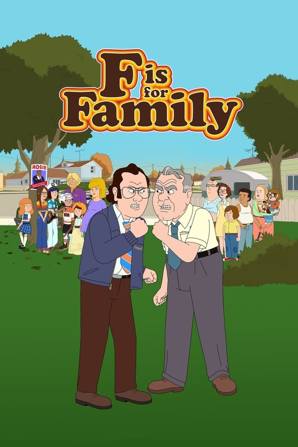 F Is For Family Saison 1